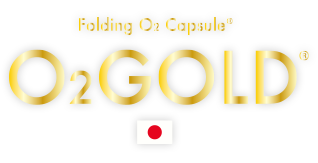 Folding O2 Capsule® O2GOLD ATHLETE